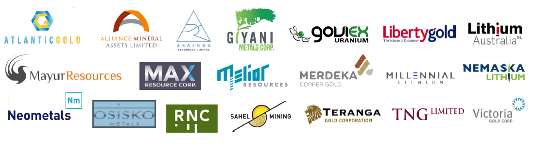 121 Mining Investment Singapore | 15-16 May 2019